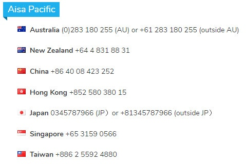 viagogo-phone-support-numbers-asia-pacific-area-countries