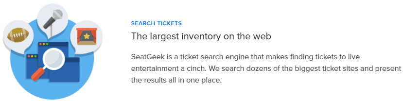 Seatgeek Reviews Search Tickets Largest Inventory1