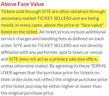 bigstub-reviews-above-face-value-ticket-pricees