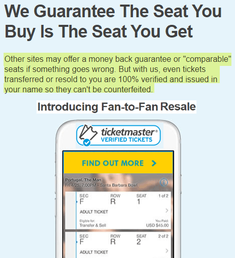 coast to coast tickets reviews 2020 vs ticket exchange by tickemaster