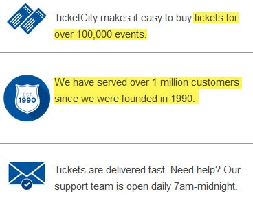 is ticketcity legitimate site