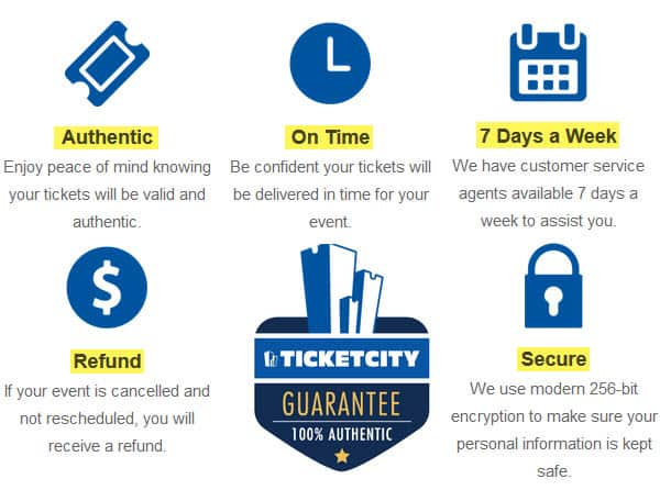 ticketcity reviews 2020 secure authenic tickets refund