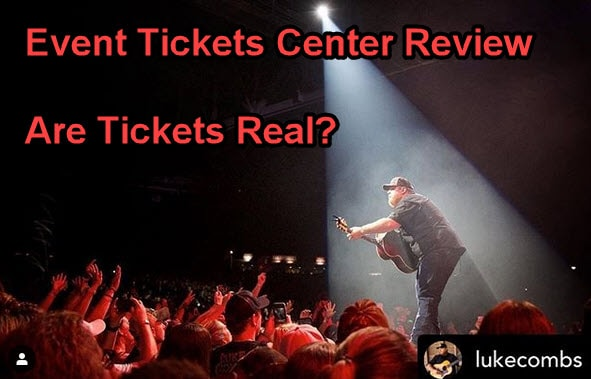 event tickets center reviews 2020 are tickets real