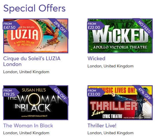 from the box office reviews 2020 special offers tickets