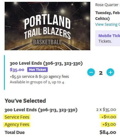 goldstar reviews tickets legit and fees