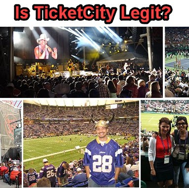is ticketcity legit site
