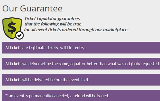 is ticketliquidator legit website